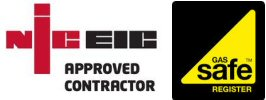 niceic gas safe approved contractors